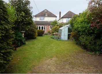 Thumbnail 4 bed detached house for sale in Leybourne Avenue, Bournemouth