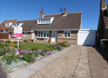 Thumbnail 4 bedroom detached bungalow for sale in Tylers Close, Chapel St. Leonards, Skegness