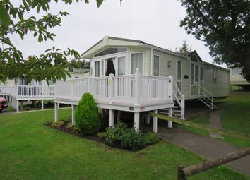 Thumbnail Mobile/park home for sale in Napier Road, Hamworthy, Poole