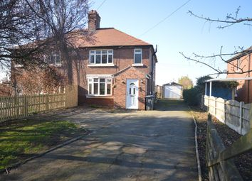 3 bed semi-detached house for sale in Red Hall Cottages, Middlewich Road, Crewe CW1