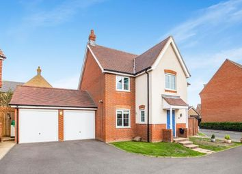 Thumbnail 4 bedroom detached house for sale in Kinson Way, Whitfield, Dover, Kent