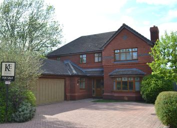 Thumbnail 4 bed detached house for sale in Billings Way, Cheltenham, Gloucestershire
