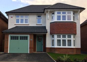 Thumbnail 4 bed detached house for sale in Redbank Close, Liverpool