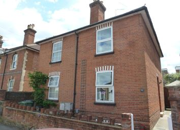Thumbnail 2 bedroom semi-detached house to rent in Dapdune Road, Guildford