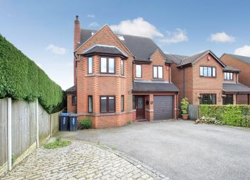 Thumbnail 5 bed detached house for sale in Rowan Close, Biddulph Moor, Stoke-On-Trent