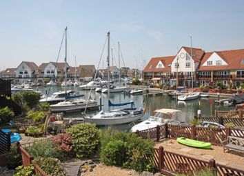 Thumbnail 3 bed town house for sale in Mullion Close, Port Solent, Portsmouth