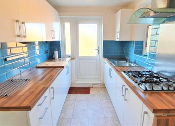 Thumbnail 3 bed flat to rent in Victoria Road, Saltney, Chester