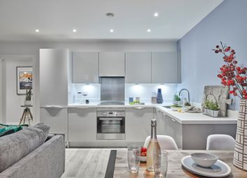 Thumbnail 1 bedroom flat for sale in Sterling Square, - Broad Lane, Bracknell, Berkshire
