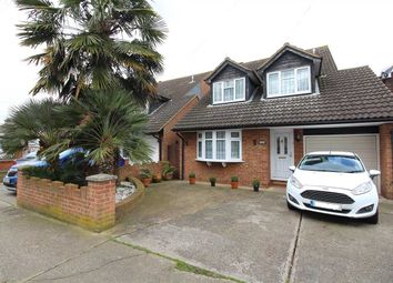 Thumbnail 4 bed detached house for sale in Spencer Road, Benfleet