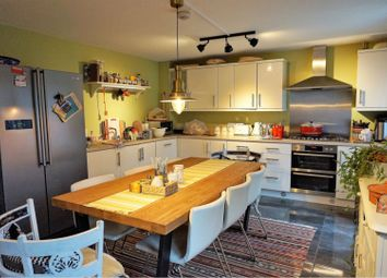 Thumbnail 4 bed detached house to rent in Hallaton Drive, Syston