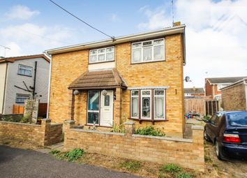 Thumbnail 3 bed detached house for sale in Northfalls Road, Canvey Island