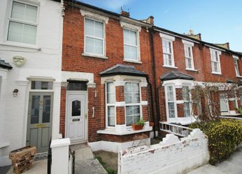 Thumbnail 3 bed terraced house for sale in Mendora Road, Fulham, Greater London