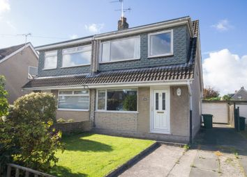 Thumbnail 3 bed semi-detached house for sale in Sands Road, Ulverston
