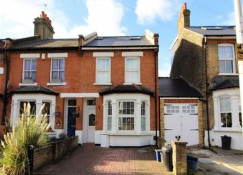 Thumbnail 4 bedroom terraced house to rent in Carnarvon Road, London