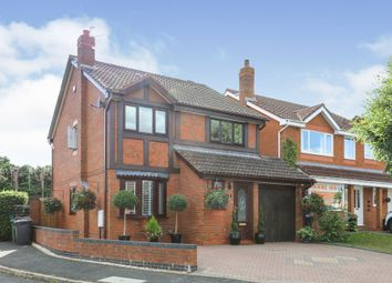 4 bed detached house for sale in Node Hill Close, Studley B80