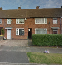 Thumbnail 4 bed terraced house to rent in Pickwell Close, Leicester