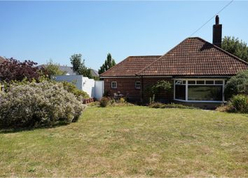 Thumbnail 2 bed detached bungalow for sale in Hill Street, Sandown