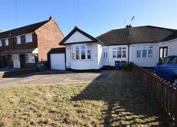 Thumbnail 2 bed semi-detached bungalow for sale in Blackshots Lane, Grays, Essex