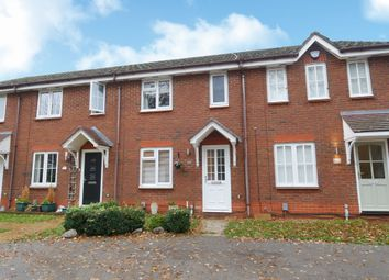 Thumbnail 3 bed terraced house for sale in Tamar Close, Stevenage