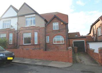Thumbnail 4 bedroom semi-detached house for sale in Ettrick Grove, High Barnes, Sunderland