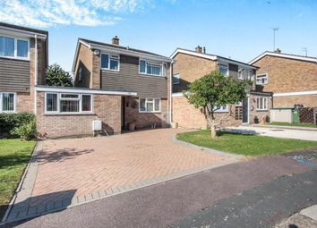 Thumbnail 4 bedroom link-detached house for sale in Redgrave Gardens, Luton, Bedfordshire