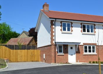 Thumbnail 3 bed semi-detached house for sale in Ash Green, Bourton, Dorset
