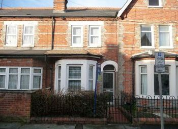 Thumbnail 3 bedroom terraced house to rent in Highgrove Street, Reading
