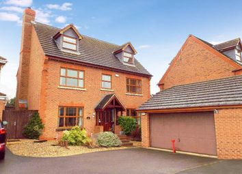 Thumbnail 5 bed detached house for sale in London Road, Wollaston, Northamptonshire