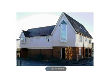 Thumbnail 3 bed flat to rent in Watton Road, Ware