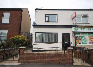 Thumbnail 3 bed flat for sale in Chorley Road, No Board, Swinton