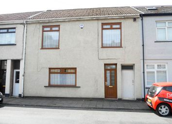 Thumbnail 3 bed terraced house for sale in William Street, Pentre