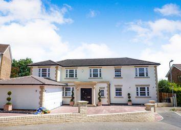 5 bed detached house for sale in Bassingbourne Close, Broxbourne EN10