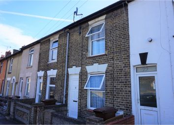 Thumbnail 2 bedroom terraced house for sale in James Street, Gillingham