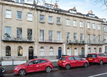 Thumbnail 2 bed flat for sale in Beaufort Buildings, Suspension Bridge Road, Clifton