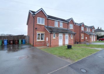 Thumbnail 2 bed semi-detached house for sale in The Charnley, Newton Road, Stafford
