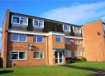 Thumbnail 2 bed flat for sale in Kimmeridge Close, Swindon