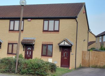 Thumbnail 2 bedroom end terrace house for sale in Tallis Lane, Browns Wood, Milton Keynes
