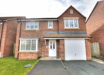 Thumbnail 5 bed detached house for sale in Castle Drive, Seahouses