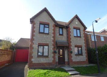 Thumbnail 4 bed detached house for sale in Barley Cross, Wick St. Lawrence, Weston-Super-Mare