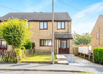 Thumbnail 3 bed semi-detached house to rent in Fairfax Crescent, Southowram, Halifax