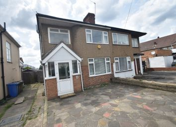 Thumbnail 3 bed semi-detached house for sale in Holyrood Avenue, South Harrow