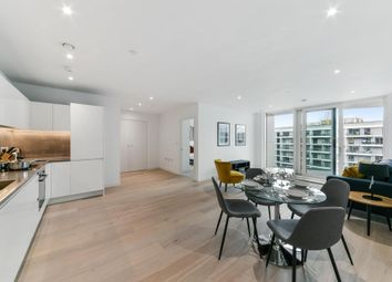 Thumbnail 1 bed flat for sale in Marco Polo, Royal Wharf, London
