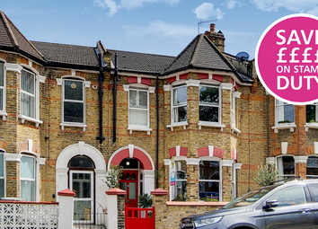 Sandrock Road, London SE13. 3 bed terraced house