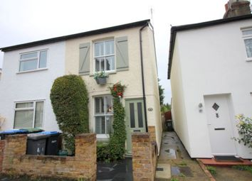 Thumbnail 3 bedroom semi-detached house for sale in New Road, Staines Upon Thames