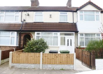 Thumbnail 3 bed terraced house to rent in Buttermere Gardens, Crosby, Liverpool