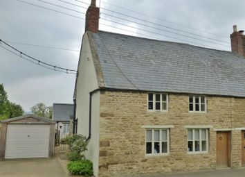 Thumbnail 2 bed cottage for sale in High Street, Morcott, Oakham
