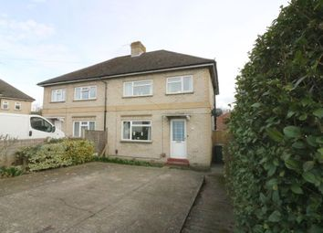 Thumbnail Semi-detached house for sale in Larchwood Drive, Englefield Green