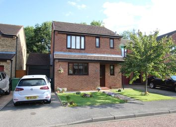 Thumbnail 3 bed detached house for sale in Harthope Close, Rickleton, Washington