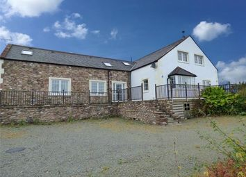 Thumbnail 5 bed link-detached house for sale in The Dairy House, Gillbrae, Ruthwell, Dumfries