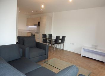 Thumbnail 1 bed flat to rent in Marathon House, 33 Olympic Way, Wembley, London